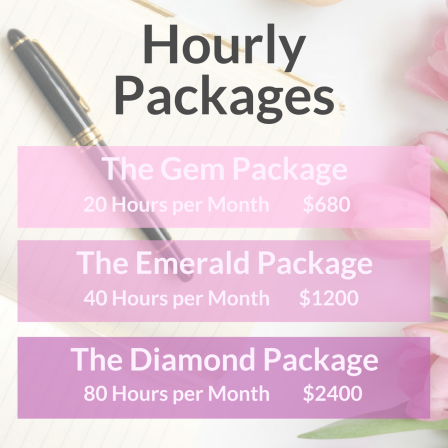 Hourly Packages (2)
